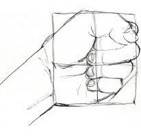 How To Draw The Human Fist Step By Step | Drawing Made Easy
