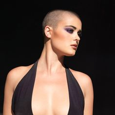 #hairdare #buzzcut #buzzcutgirl #GoingBald | Buzzcut girl