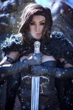Jon Snow by Jessica Nigri