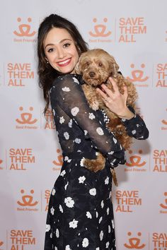 Emmy Rossum Photos Photos - Actress Emmy Rossum attends the 2017 Best Friends Benefit To Save Them All on April 3, 2017 in New York City. - 2017 Best Friends Benefit To Save Them All