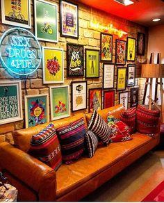 Mexican Restaurant Design, Deco Restaurant, Coffee Shop Design, Cafe Design, House Design, Sport Bar Design, Restaurant Interior Design, Studio Interior, Living Room Decor