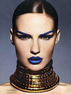 Makeup: Val Garland