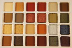 Sephora + Pantone Universe Facets of Marsala Multi-Finish Eye Palette #coty #coloroftheyear #marsala #eyeshadow