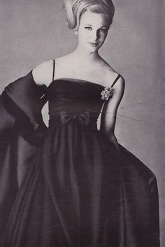 Jacques Heim, Vogue US, September 1961,Photographed by Irving Penn