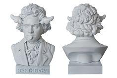 D*Face Beethoven Sculpture