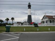 Tybee Island, Ga.  the lighthouse in 2012