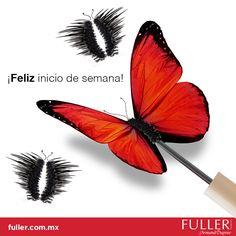 Al igual que las mariposas, las mujeres tenemos el poder de transformarnos con sólo desearlo.