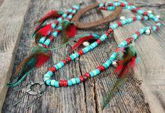Natural horsemanship rhythm bead necklaces for horses by Rhythm-n-Beads Horse Hair Jewelry, Horse Necklace, Horse Mane, Cowgirl Tuff, Natural Horsemanship, Horseshoe Art, Bead Necklaces, Collar Styles, Horse Stuff