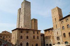 San Gimignano - Italy!