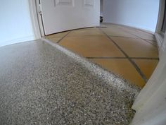 Decorative Flake Epoxy Flooring We install easy to clean epoxy flake floors, perfect for your garage