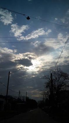 Nuve rayito de sol