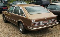 1980 Pontiac Phoenix - my first car! Mine was yellow and we called her Phoebe the Phoenix!