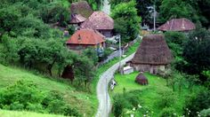 Oldest village in Romania Turism Romania, Visit Romania, Magical Home, Top Destinations, Back In Time, Matcha, Gazebo, Medieval, Places To Visit