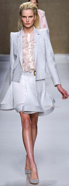 Blumarine - LOVE this skirt
