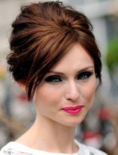 Hair How-To: Sophie Ellis Bextor's Beehive in 5 Simple Steps - www.bellasugar.com.au