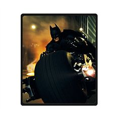 "Bed BlanketsPlush Cotton Throw Cool Batman Art Throw Blanket- 50""x 60"" @ niftywarehouse.com #NiftyWarehouse #Batman #DC #Comics #ComicBooks"