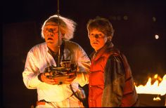 The Back to the Future Trilogy: 88 Things You Might Have Missed: We take a closer look at everything you might have missed in the Back To The Future trilogy! facebook twitter google+ tumblr The Lists Seb Patrick Back To The Future Nov 11, 2016 Robert Zemeckis Page...