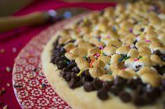 temp-tations® by Tara: Chocolate Marshmallow Pizza: Movie Night Treat