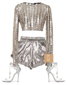 Untitled #1086 by vladacatalleyag on Polyvore featuring polyvore, moda, style, Wes Gordon, Marchesa, fashion and clothing