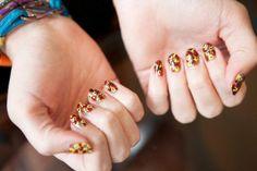 Nail Art Design Ideas Step By Step