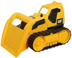 CAT 6 Mini Tough Tracks, Bulldozer
