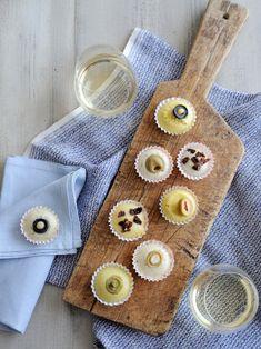 【ELLE gourmet】米粉のひとくち蒸しパンレシピ|エル・オンライン