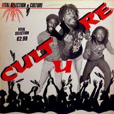culture reggae vinyl