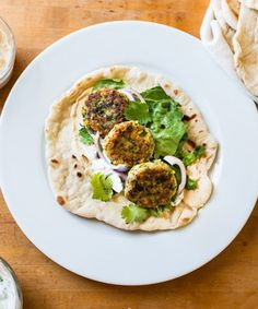 Food52 - No Gadget Falafel
