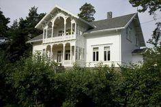 Villa Skovly, built in 1886, in Norway.   https://www.finn.no/finn/realestate/homes/object?finnkode=39360461&sort=0&keyword=Villa+Skovly