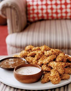Chicken fingers: fast, delicious, and these baked versions are healthier, too!