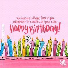 Christian Birthday Wishes Page 1 Happy Birthday Wishes