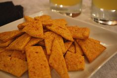 Crispy Sweet Potato Crackers That Have Just 5 Ingredients and Over 80 Minerals
