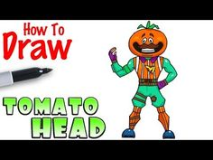 How To Draw Smash Up Pickaxe Fortnite Smash Up Pickaxe Pick Axe