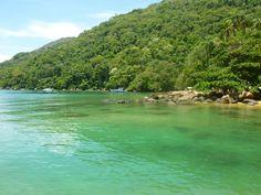 Praia da Feiticeira - Ilha Grande