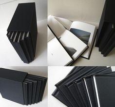 Livros com fotos impressas by gabriela Irigoyen, via Flickr