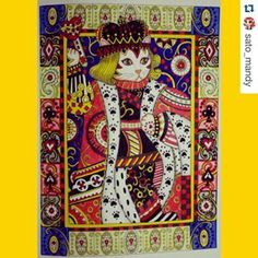 Gato e cartas #Repost @sato_mandy with @repostapp. ・・・ King cat Rei gatinho *---* #boracolorirtop #colorindolivrostop #adultcoloring #viciodecolorir #oceanoperdidotop #marjoriesarnat #jardimsecretoinspire #jardimdascores #coolorindo #colorindooinstagram #instacor #gato #cat #chat #katz #gatto #cores #colors