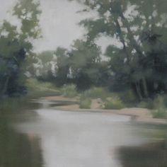 megan lightell - recent work - Quiet Creek, 2009