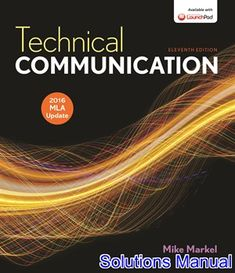 Electric circuits 10th edition pdf download here circuits solutions manual for technical communication with 2016 mla update 11th edition by markel ibsn 9781319088088 fandeluxe Image collections