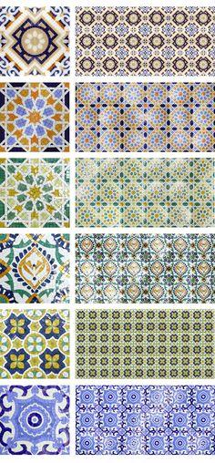 Студия N - Харьков - Марокканская мозаика (Zellige)