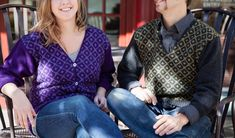 Fearless knit cardigan and pullover sweaters neckline help