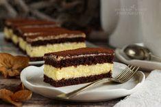 ...konyhán innen - kerten túl...: Vaníliakrémes szelet Nutella, Tiramisu, Cheesecake, Food And Drink, Sweets, Snacks, Cookies, Baking, Ethnic Recipes