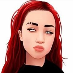 """24 Likes, 2 Comments - Danielle Bregoli (@dailybhabie) on Instagram: """"MAKE SURE TO BUY DANIELLE'SNEW APP BHADMOJI IF YOU HAVEN'T ALREADY //follow me (@dailybhabie) for…"""""""