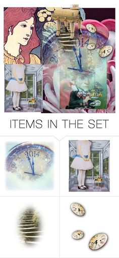 """While You're Riding Around On Your Magic Carpet..."" by lvoth ❤ liked on Polyvore featuring art"