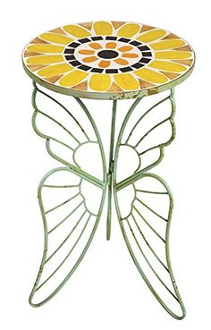 Cape Craftsmen Verdigris Butterfly Side Table <3 Locate the offer simply by clicking the VISIT button