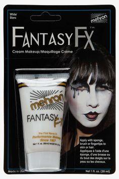 Mehron Fantasy FX Makeup White