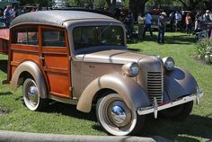 1940 Bantam woodie station wagon..Re-pin brought to you by agents of #Carinsurance at #HouseofInsurance in Eugene, Oregon