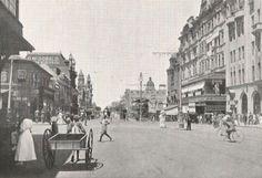 West Street, Durban. ca. 1920