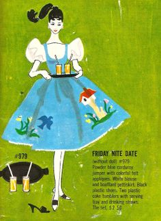 Barbie - Friday Nite Date #979