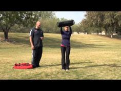 One of my favorite pieces of equipment - The Ultimate Sangbag! Josh does an excellent job of explaining and demo'ing a variety of functional movements.