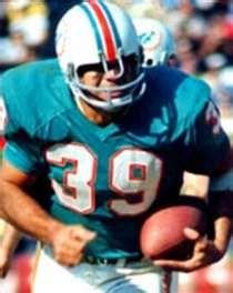 Larry Csonka (NFL RB - Miami Dolphins)